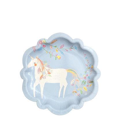 Magical Unicorn Plato Chico