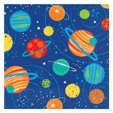 Servilleta Space
