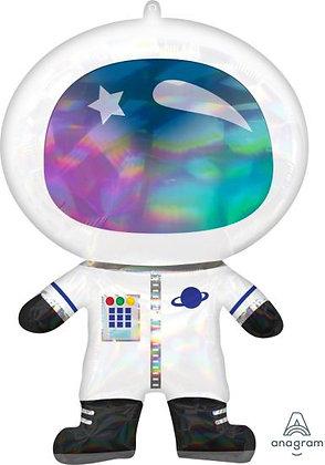 Globo de astronauta
