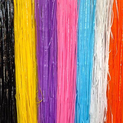 Cortina Colores Pastel