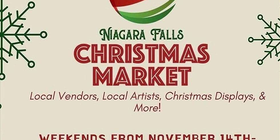 Niagara Falls Christmas Market