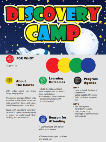 Discovery Kids Camp