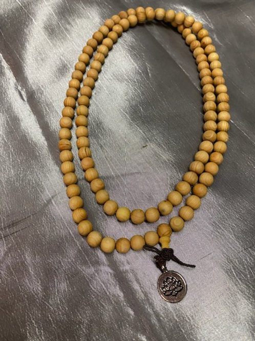 Lotus Gratitude Beads