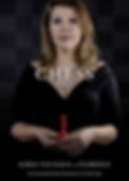 Chess musical, Saskia Van Daele als Florence; Bohemian Productions Sint-Niklaas