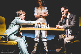 Chess 'Schaakwedstrijd'