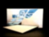 3D simulatie projecties Merano scène