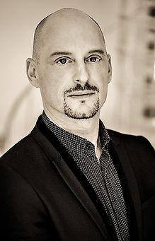 Niels de Valk portret