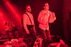 De Bokkerijders, muzikaal gruwelsprookje