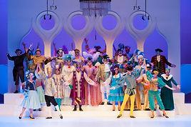 scènebeeld Carnaval 'Een Nacht In Venetië' regie Niels de Valk