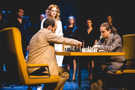 Chess 'Eindspel'