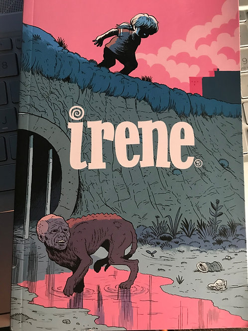 Irene 5 by Dekota McFadzean & Andy Warner