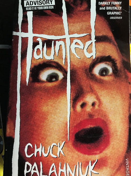 Haunted by Chuck Palanhniuk