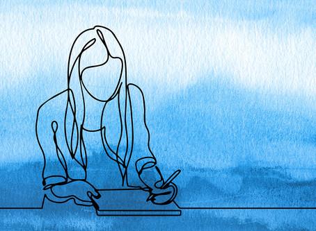 WRITE-DIE-OR-GO-NUMB: MY LITERARY SAINTS