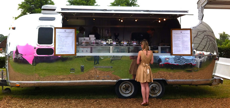 Airstream catering hire 2