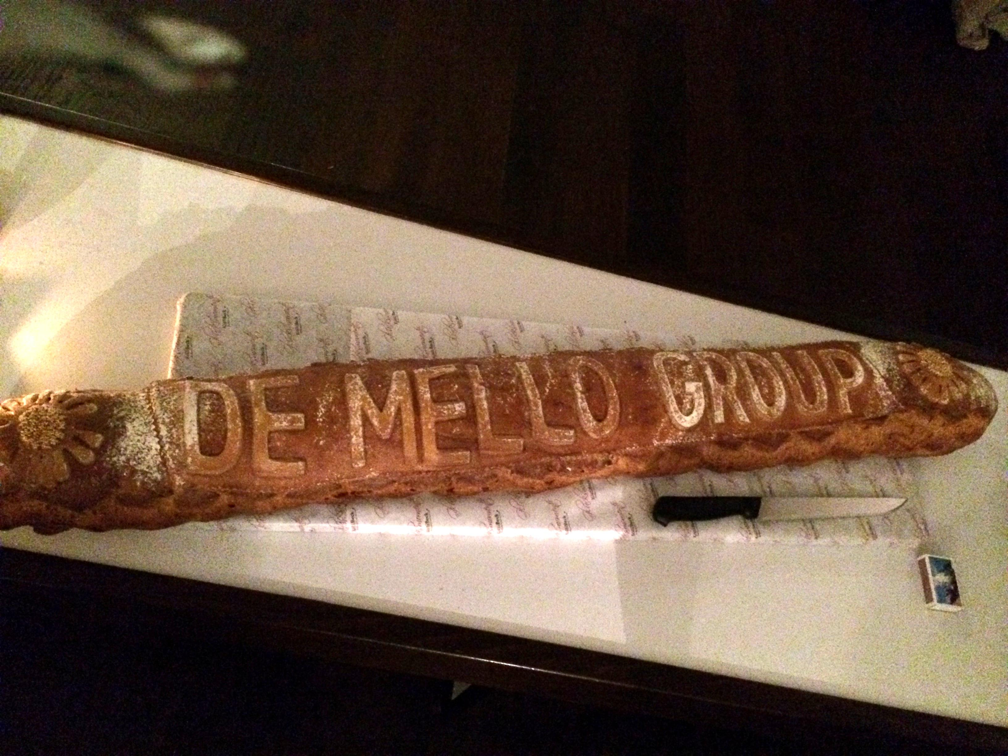 deMello Group Bread