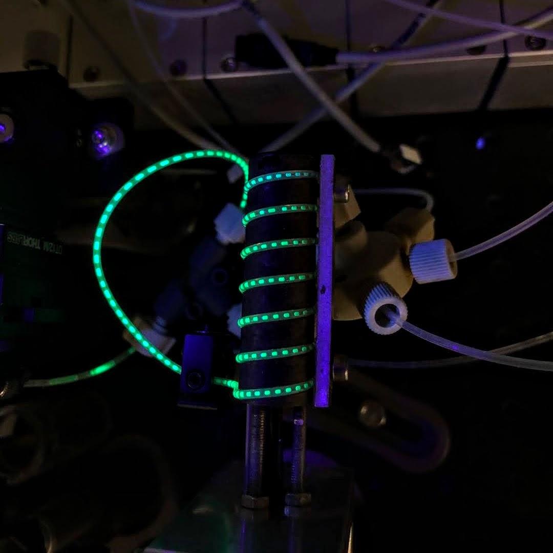 Segmented Flow Microfluidics