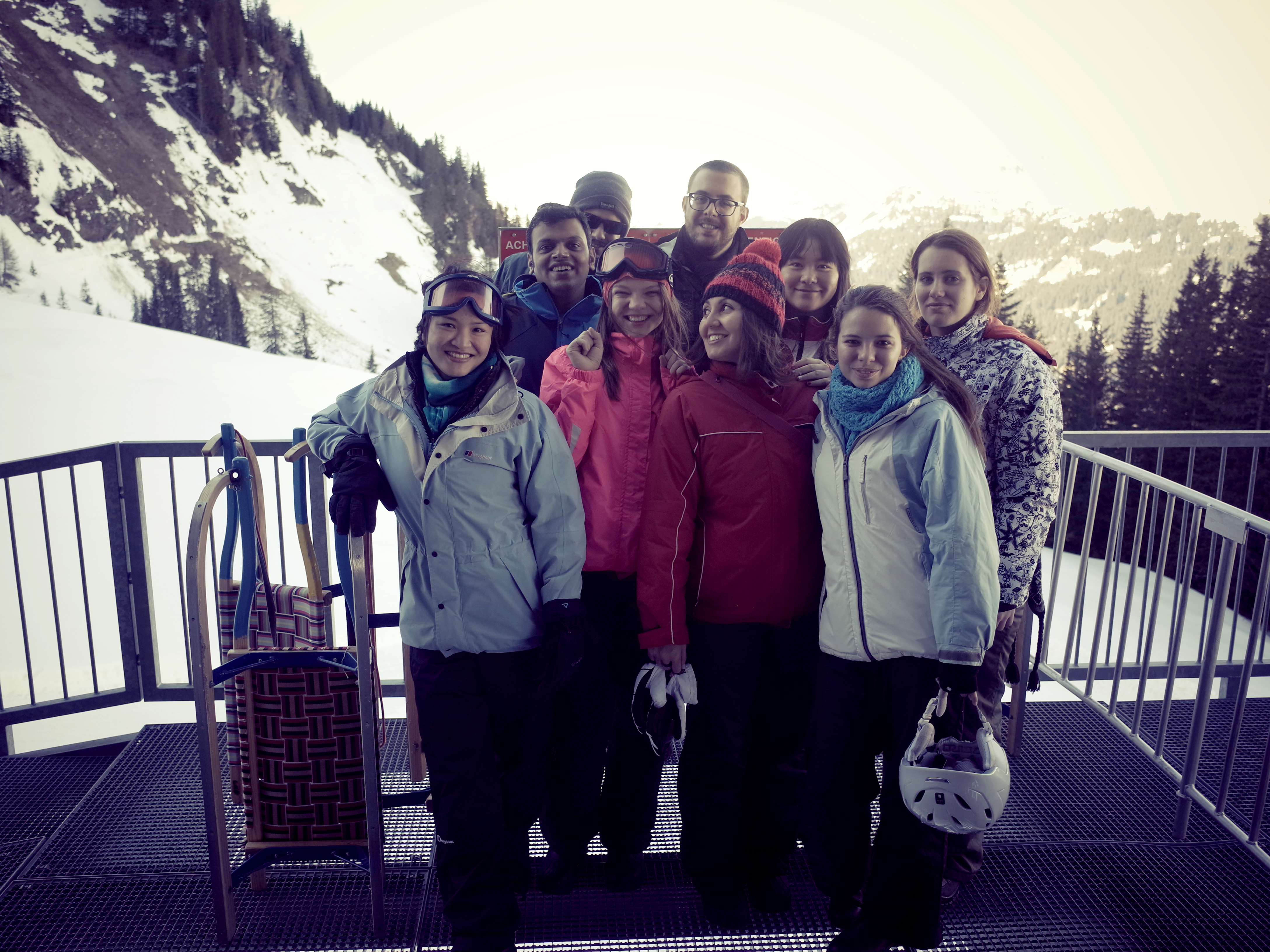 Winter Retreat - Klosters 2014