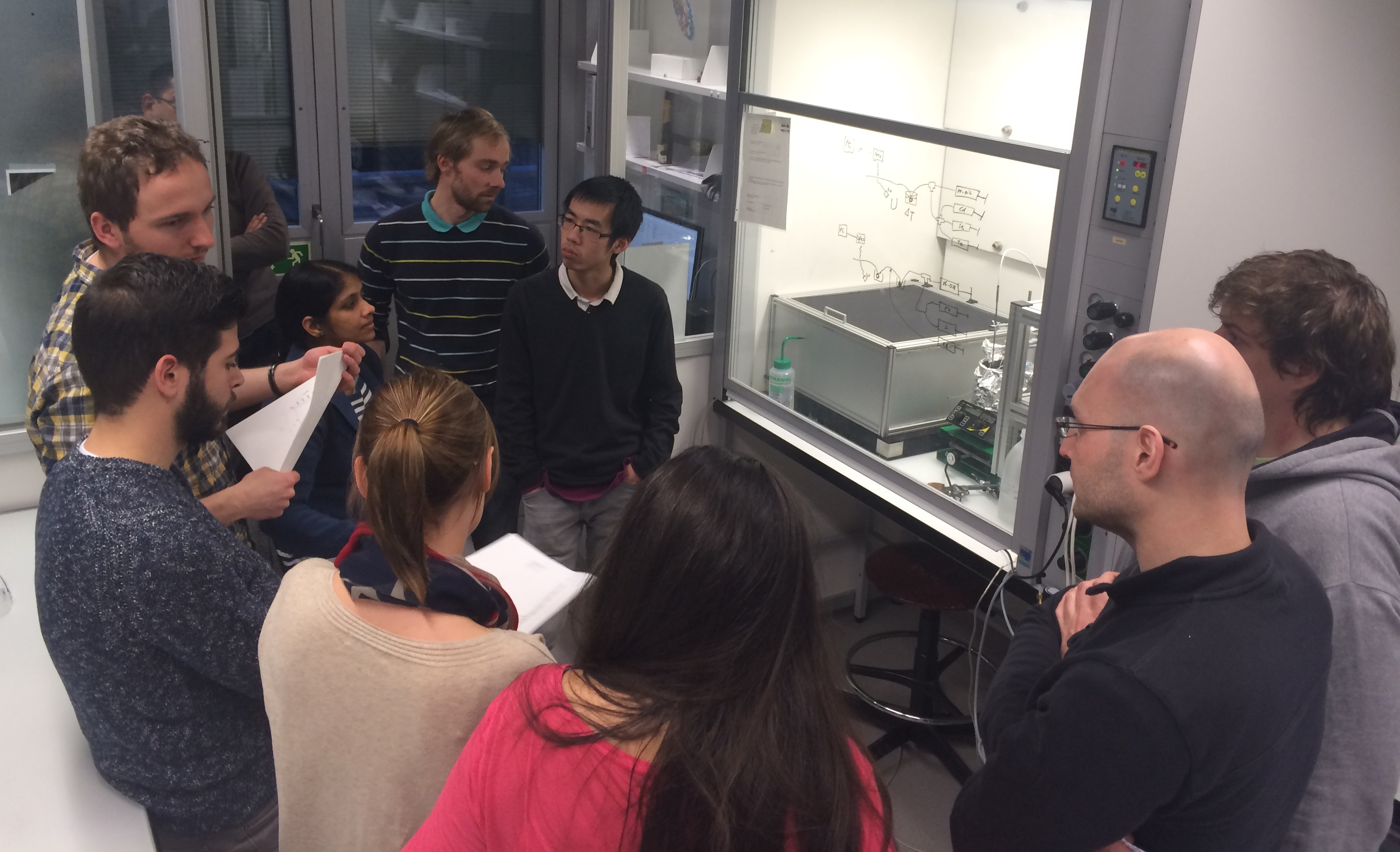 Lab Open Day