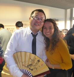 Yun's PhD graduation