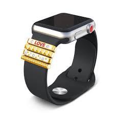Anel Decorativo para Bracelete 38/40mm Dourado