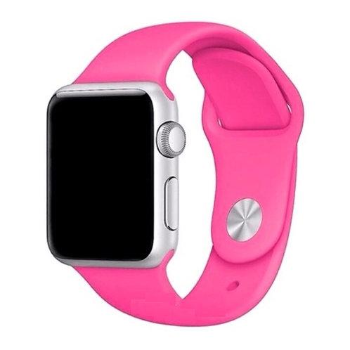 Bracelete Silicone Barbie Pink