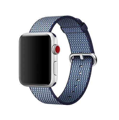 Bracelete Nylon Midnight Blue