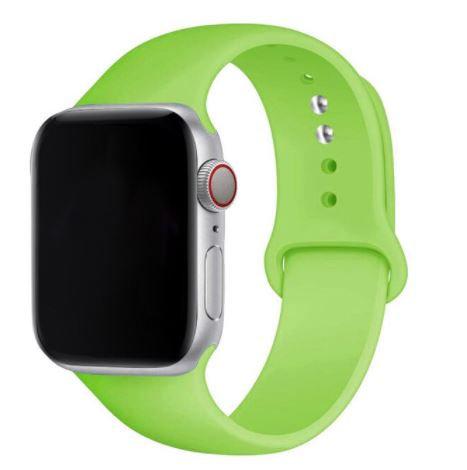Bracelete Silicone Verde