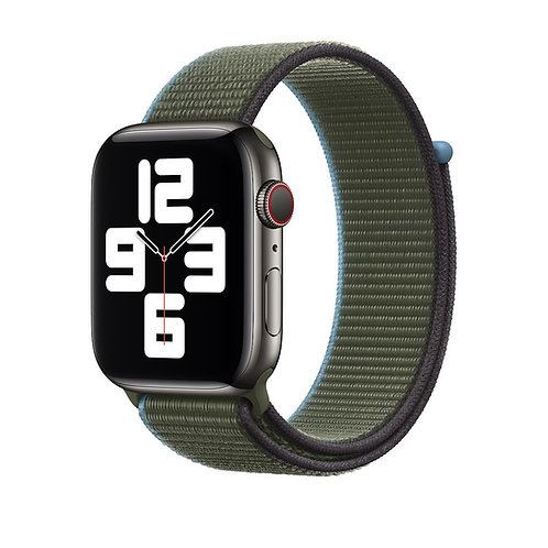 Bracelete Nylon Inverness Green