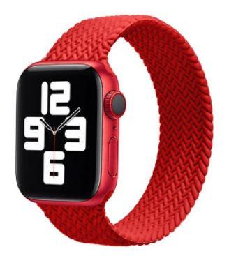 Bracelete Silicone Solo Red