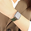 Thumbnail: Bracelete Silicone Solo Inverness Green