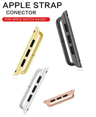 Adaptador conector metálico