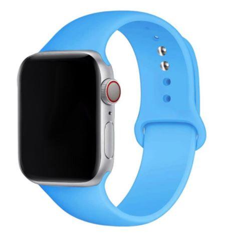 Bracelete Silicone Blue