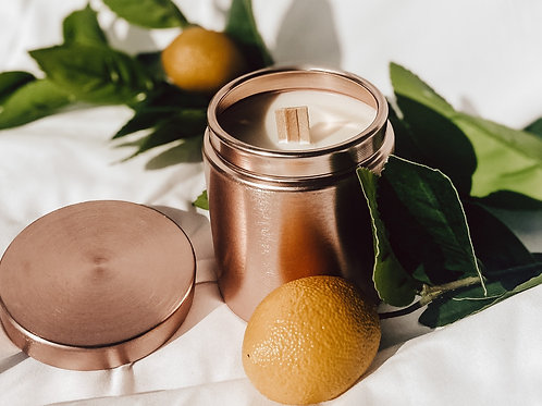 Luxe Travel Candle