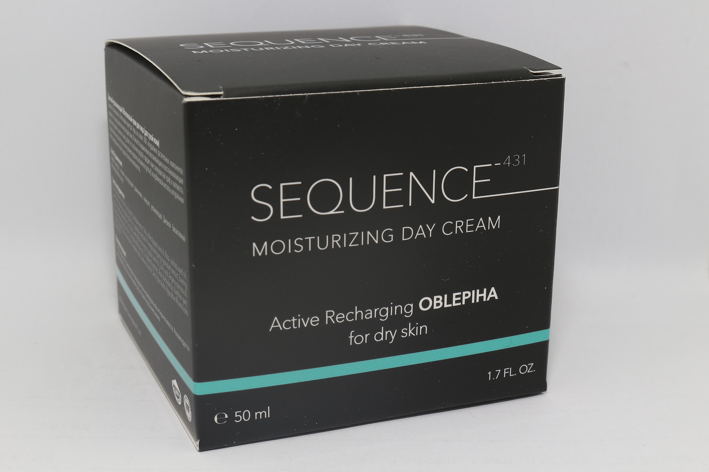 Moisturizing Day Cream - Active Rechargi
