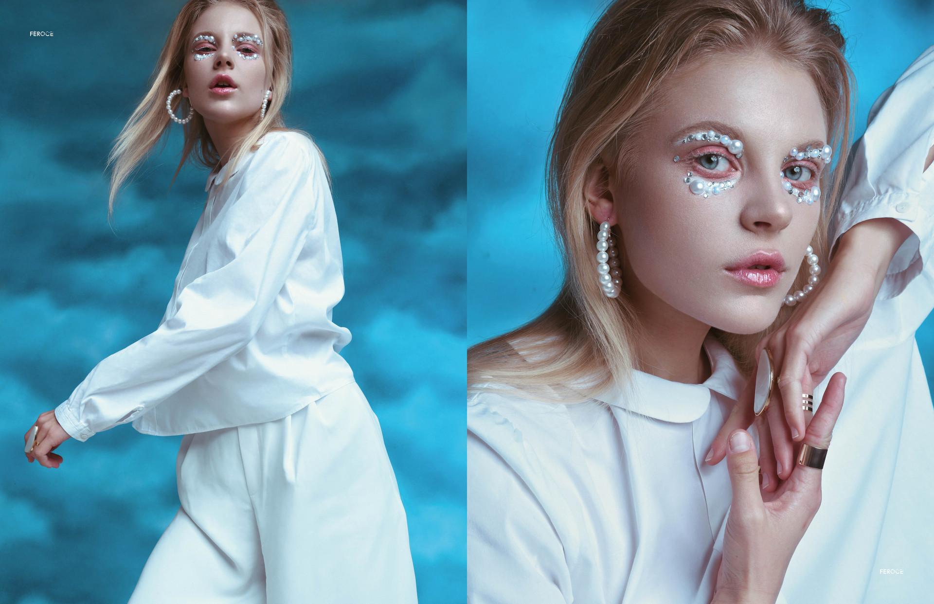 """Albino"" for Feroce Magazine"