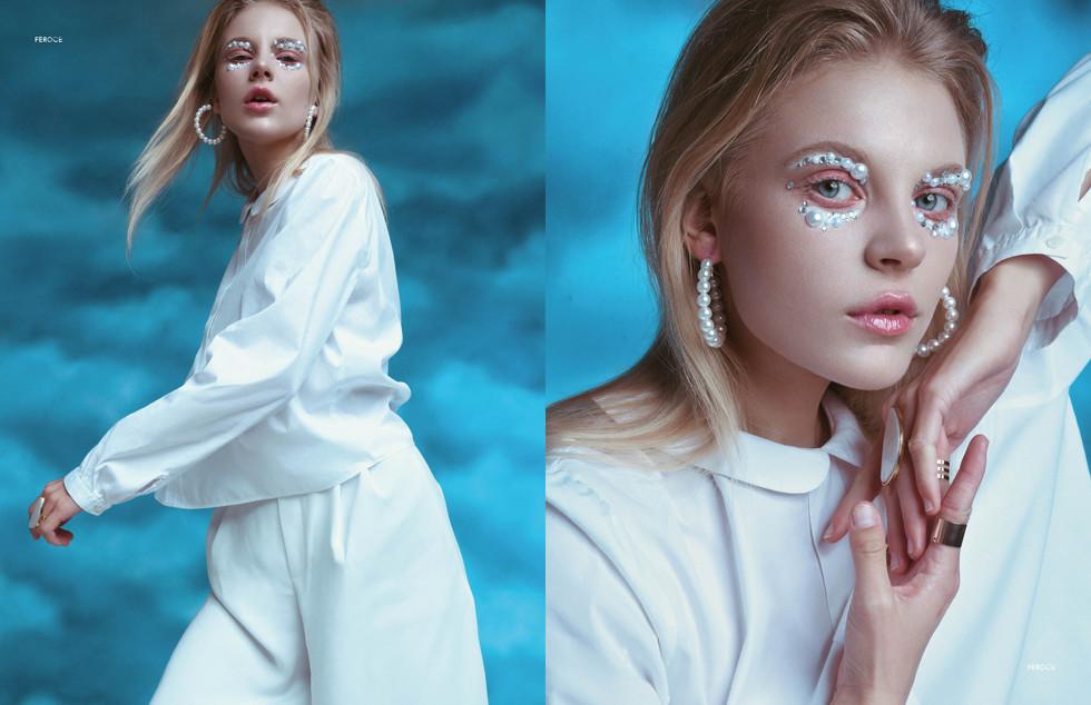 """""""Albino"""" for Feroce Magazine"""