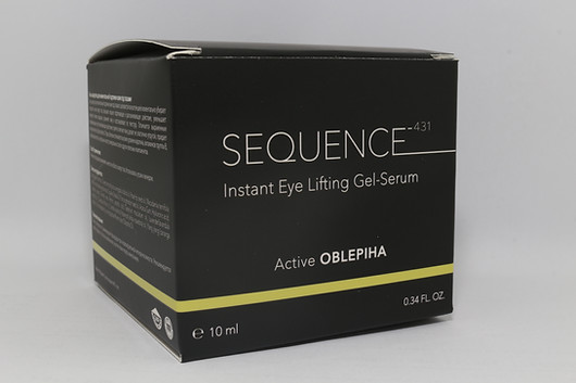 Instant Eye Lifting Gel-Serum (Active Ob