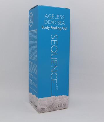 Ageless Dead Sea - Body Peeling Gel 1.jp