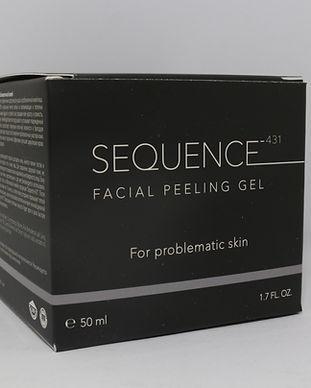 Facial Peeling Gel - For problematic ski