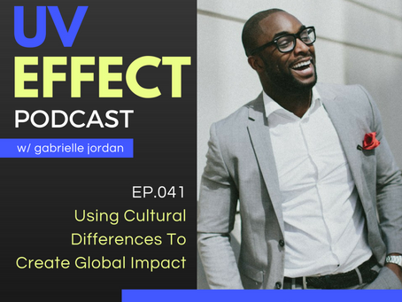 EP.041 – Using Cultural Differences To Create Global Impact with Tayo Rockson