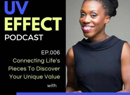 """EP.006 – Connecting Life's Pieces To Discover Your Unique Value with Tiffany """"The Budgetnista"""" Alich"""