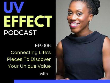 "EP.006 – Connecting Life's Pieces To Discover Your Unique Value with Tiffany ""The Budgetnista"" Alich"