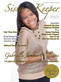 Sistas Keeper Magazine