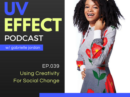 EP.039 – Using Creativity For Social Change with Maya Penn