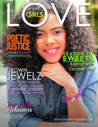 LOVE Girls Magazine