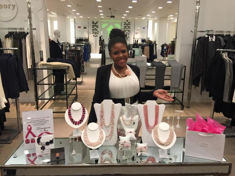 Jewelz of Jordan at Saks Fifth Avenue