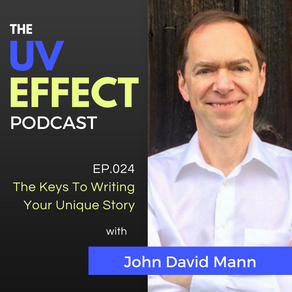 EP.024 – The Keys To Writing Your Unique Story with John David Mann