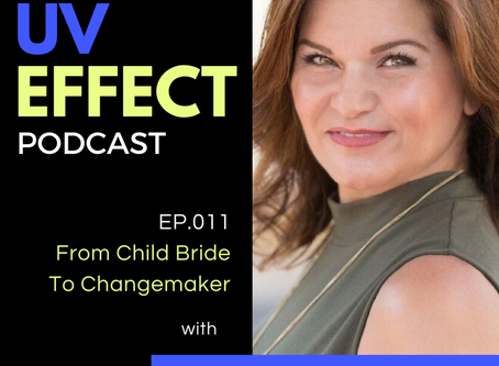 EP.011 – From Child Bride To Changemaker with Zarif Sahin