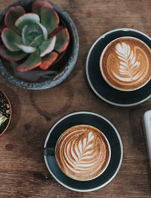 Planter og kaffe