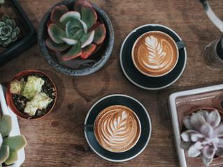 デカフェ Caffeineless coffee